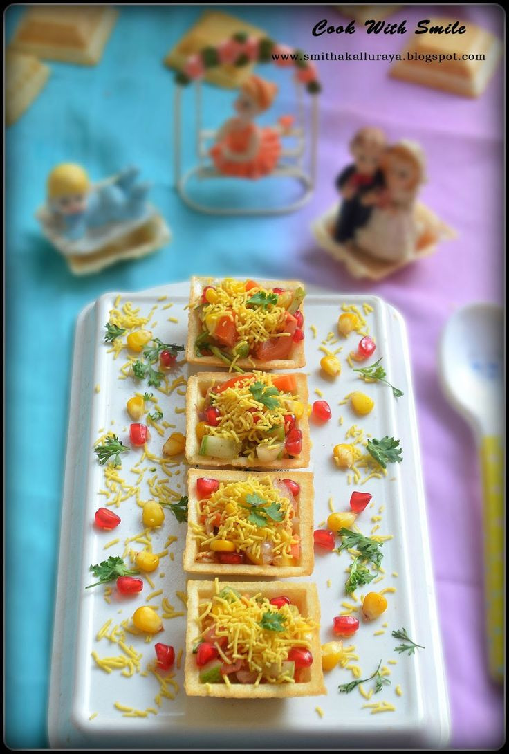 Indian Appetizers For Party  Best 25 Canapes recipes ideas on Pinterest