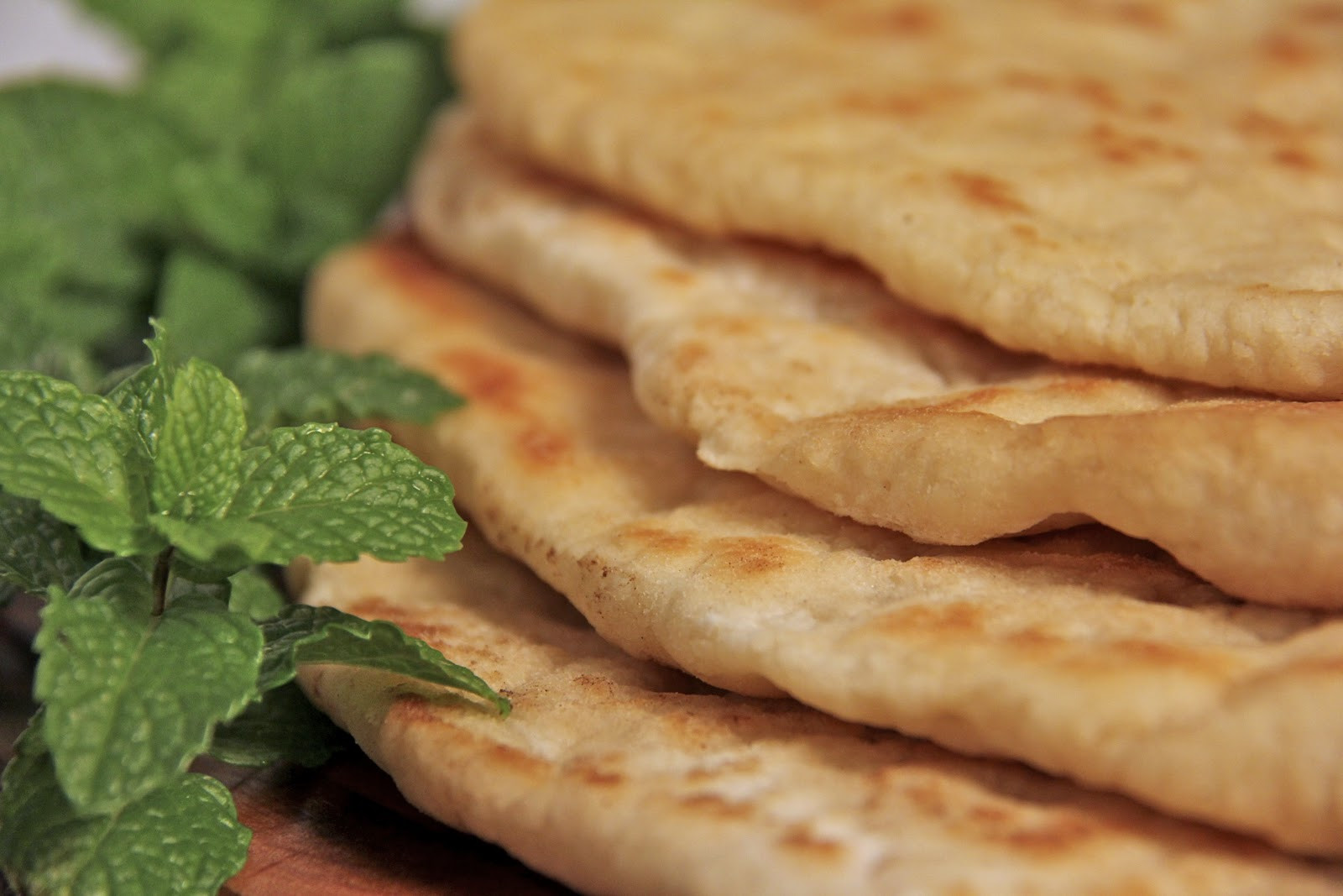 Indian Bread Recipe  Indian Flat Bread and a Flat Tire Tales from the Almost