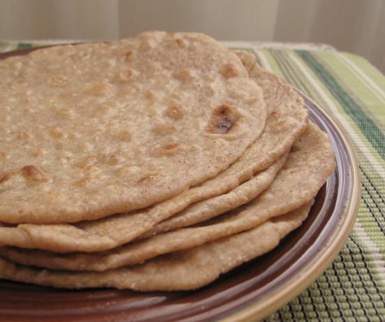 Indian Bread Recipe  Indian Flat Bread Chapati Recipe Food