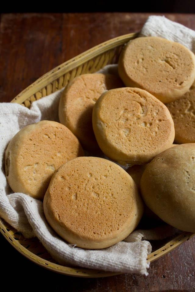 Indian Bread Recipe  pav recipe how to make pav recipe