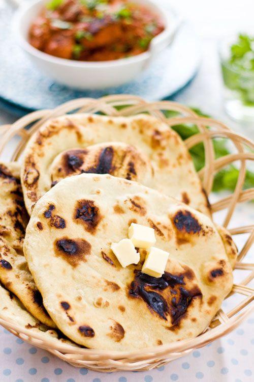 Indian Bread Recipe  Naan Recipe