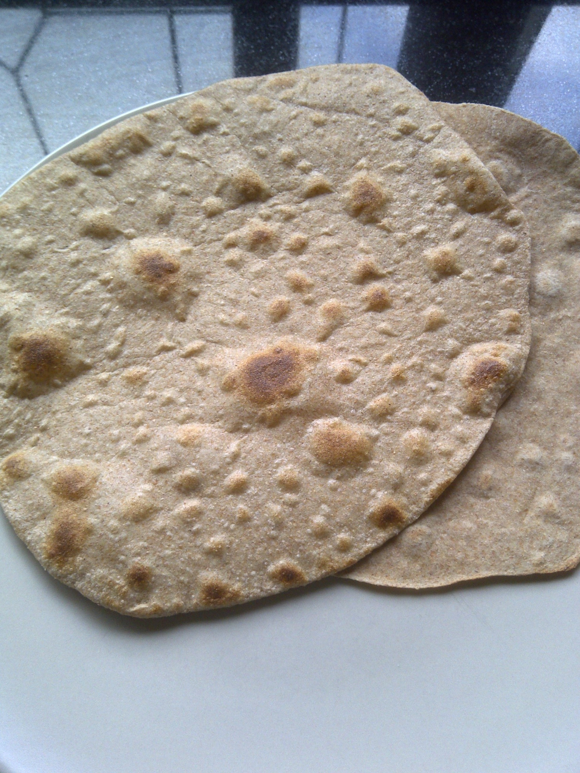 Indian Bread Recipe  Simple Indian Flat Bread Recipe – Easy Peasy