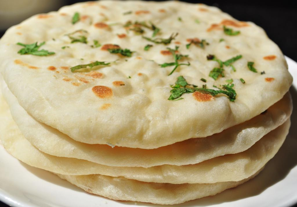 Indian Bread Recipe  Kulcha an Indian Bread Recipe