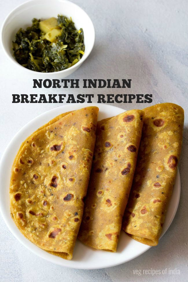 Indian Brunch Recipes  top 10 north indian breakfast recipes 10 best north