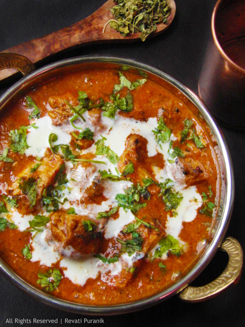 Indian Chicken Recipes  Cooking Love Authentic Butter Chicken