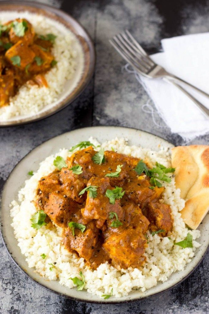 Indian Crock Pot Recipes  Crockpot Indian Butter Chicken Easy & Healthy Simple