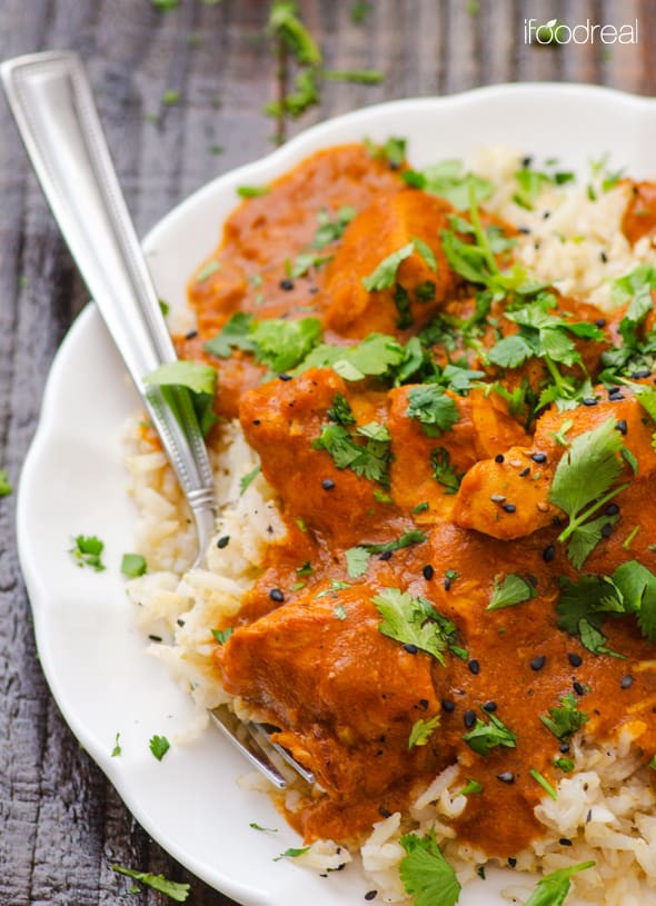 Indian Crock Pot Recipes  slow cooker indian chicken