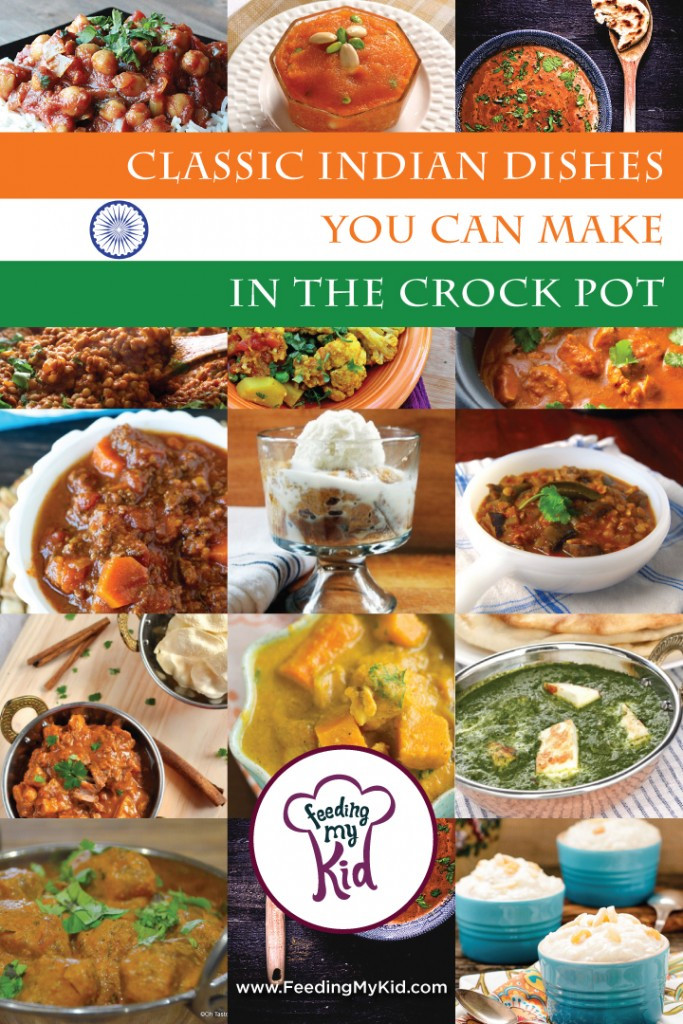 Indian Crock Pot Recipes  Indian Recipes You Can Make in a Crock Pot Easy and