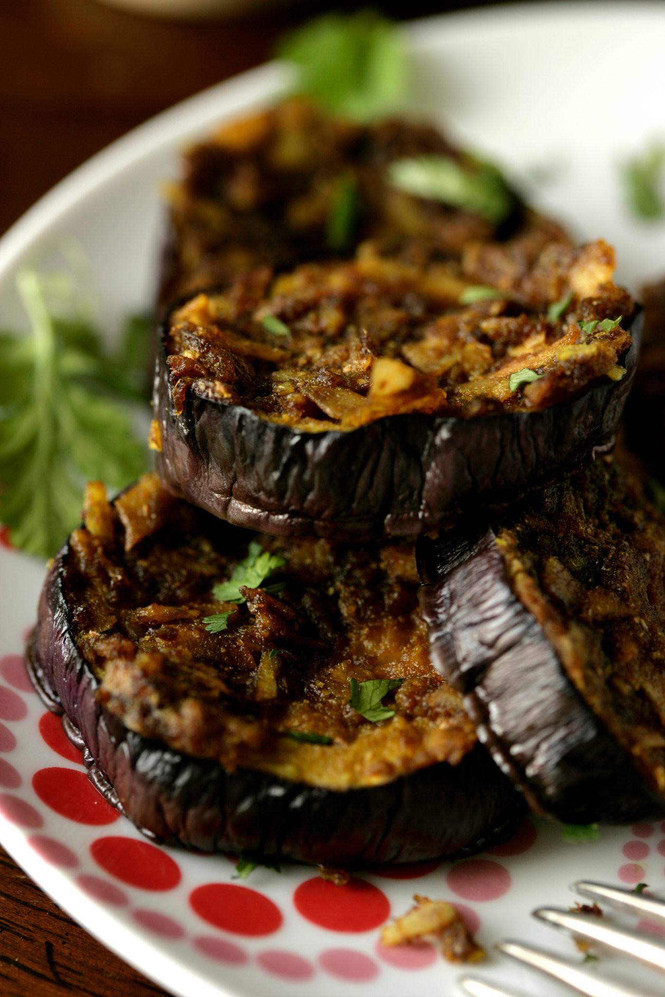 Indian Eggplant Recipes  South Indian Eggplant Curry Recipe NYT Cooking