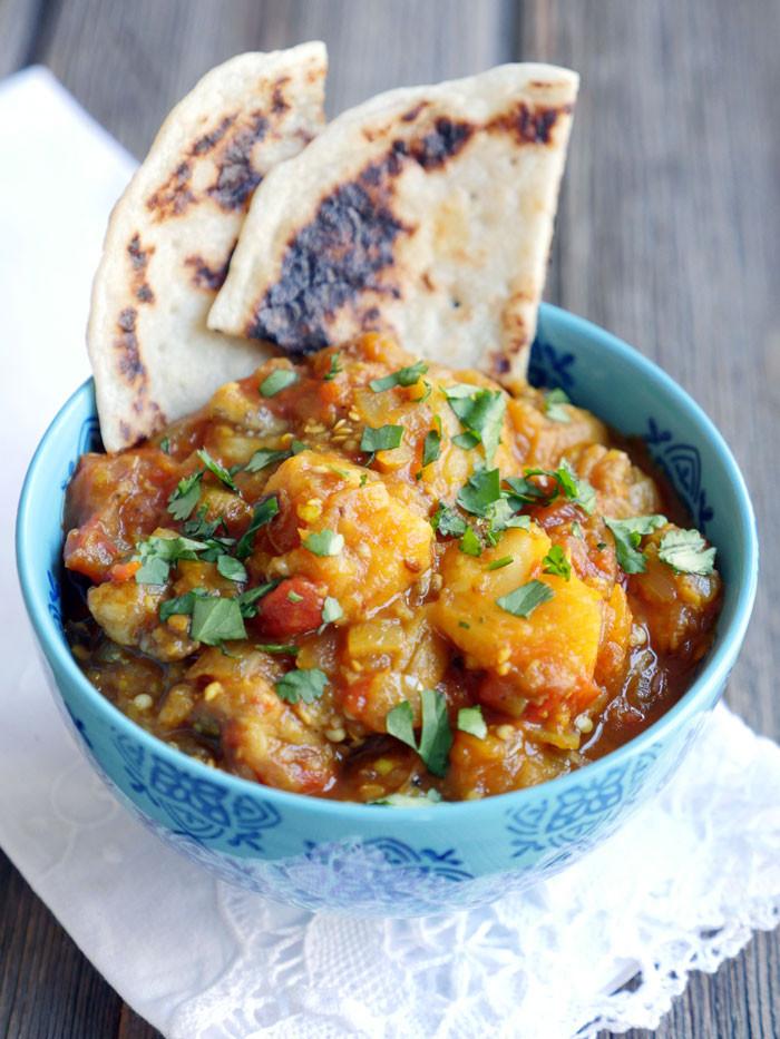 Indian Eggplant Recipes  Baingan ka Bharta Indian Eggplant My Heart Beets
