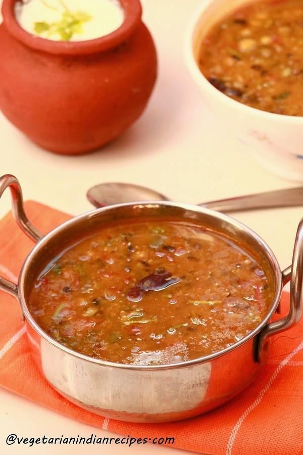 Indian Food Recipes Vegetarian  Panchmel Dal Panchratna Dal Rajasthani Panchmel Dal