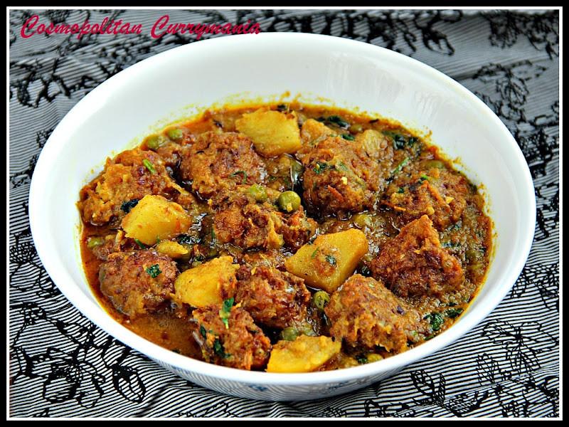 Indian Food Recipes Vegetarian  Cabbage Koftas Indian Ve arian Party Dish