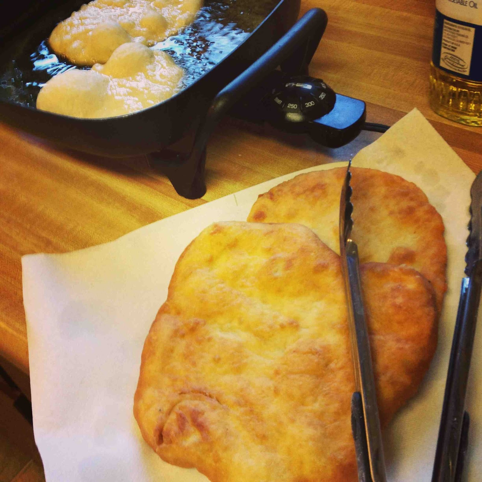 Indian Fry Bread Recipe  Pimp My Dinner Navajo Tacos aka Fry Bread