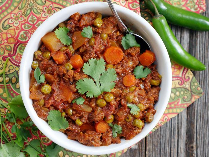 Indian Lamb Recipes  ground lamb indian recipes
