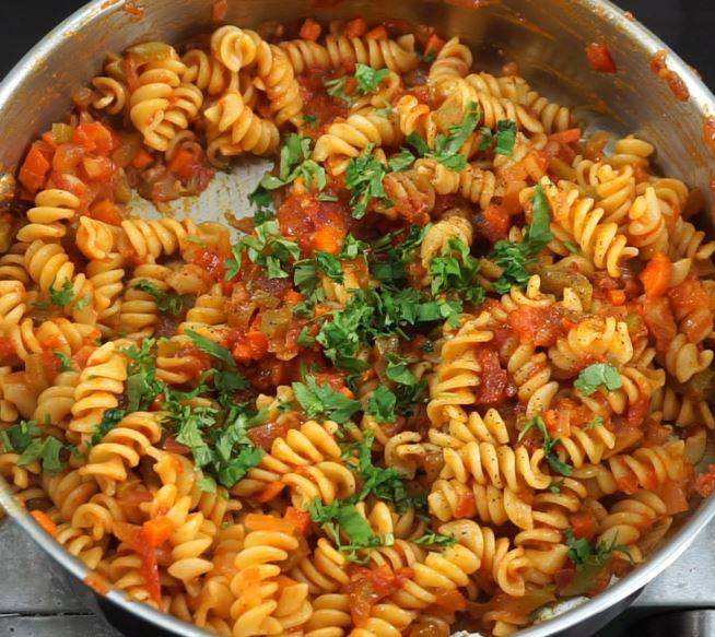 Indian Pasta Recipes  Pasta Recipe Pasta Recipe Indian Style