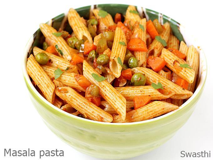 Indian Pasta Recipes  Macaroni recipe Masala macaroni pasta recipe