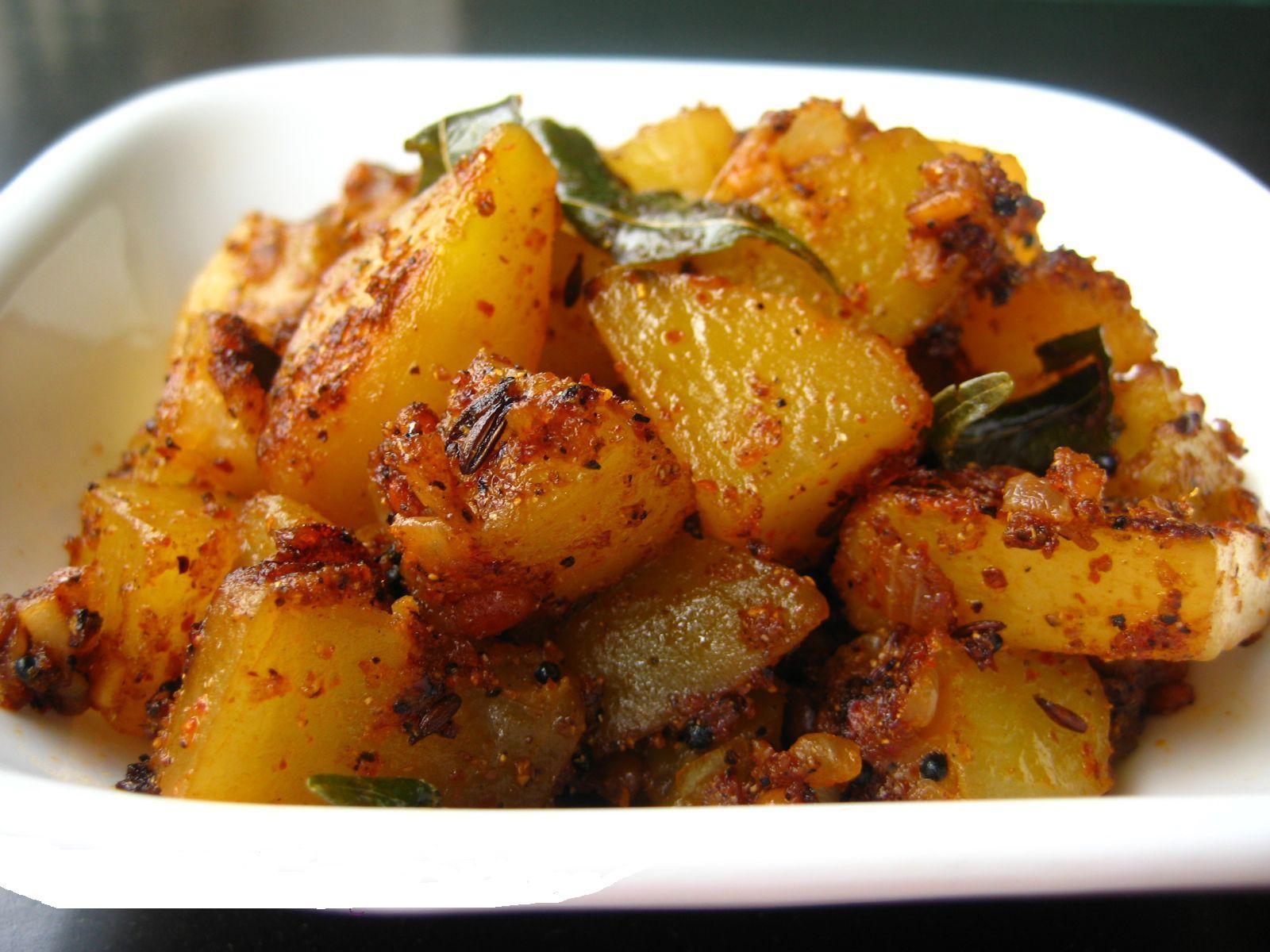 Indian Potato Recipes  indian curry potatoes