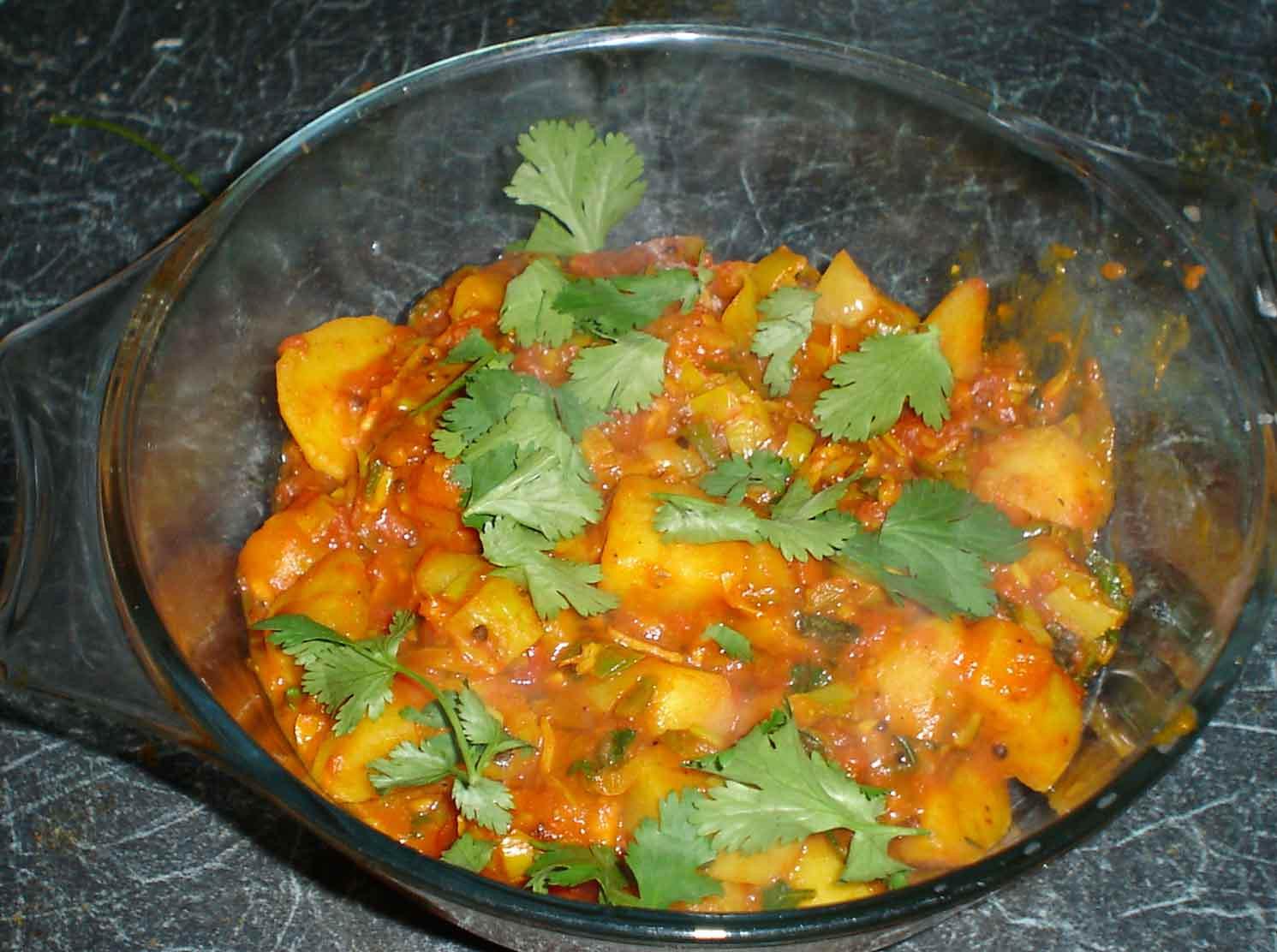 Indian Potato Recipes  indian potato recipe Bali Indian CuisineBali Indian Cuisine