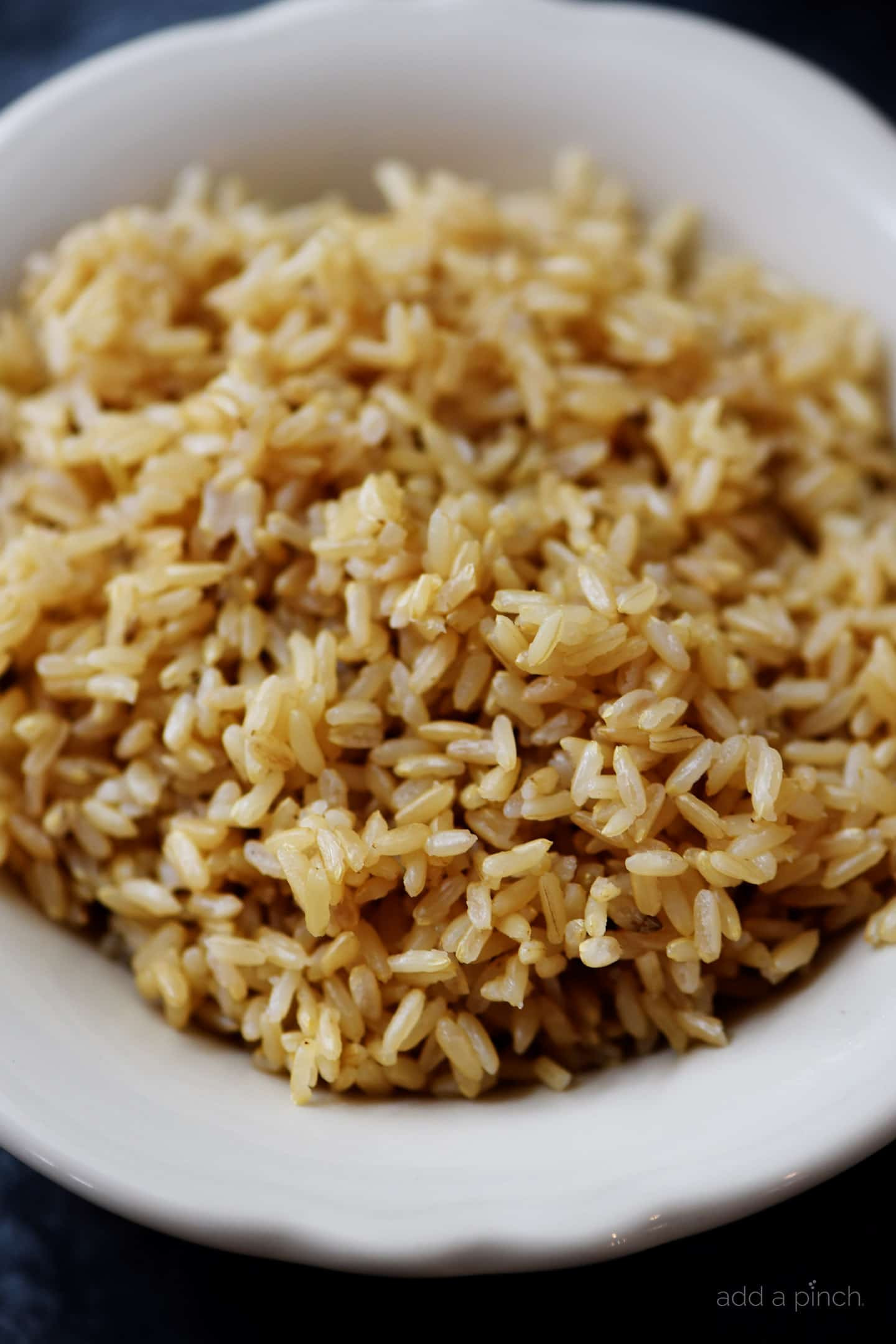 Instant Brown Rice  Instant Pot Brown Rice Recipe Add a Pinch