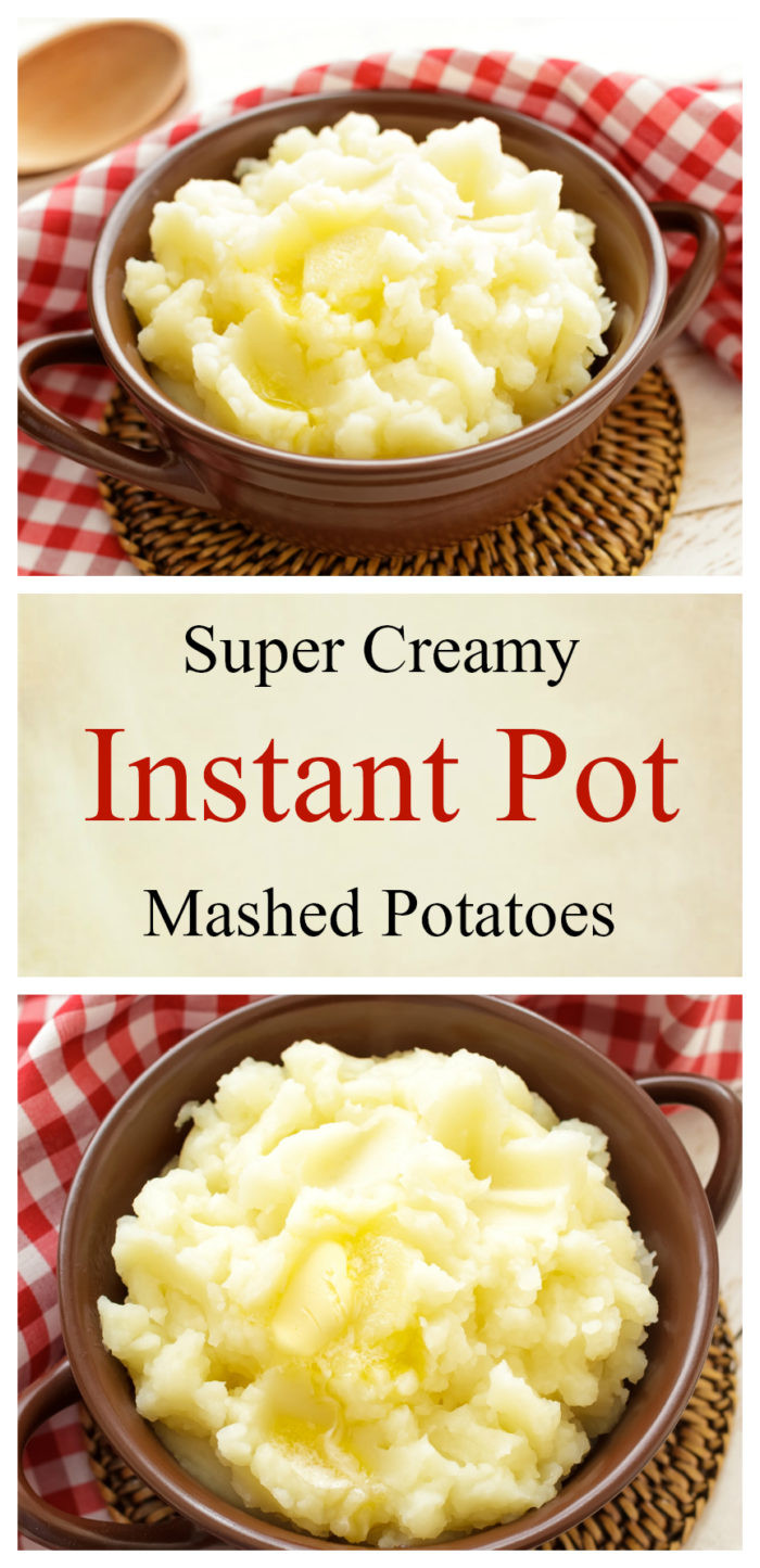 Instant Mashed Potatoes Recipe  Instant Pot Mashed Potatoes Instant Pot Cooking