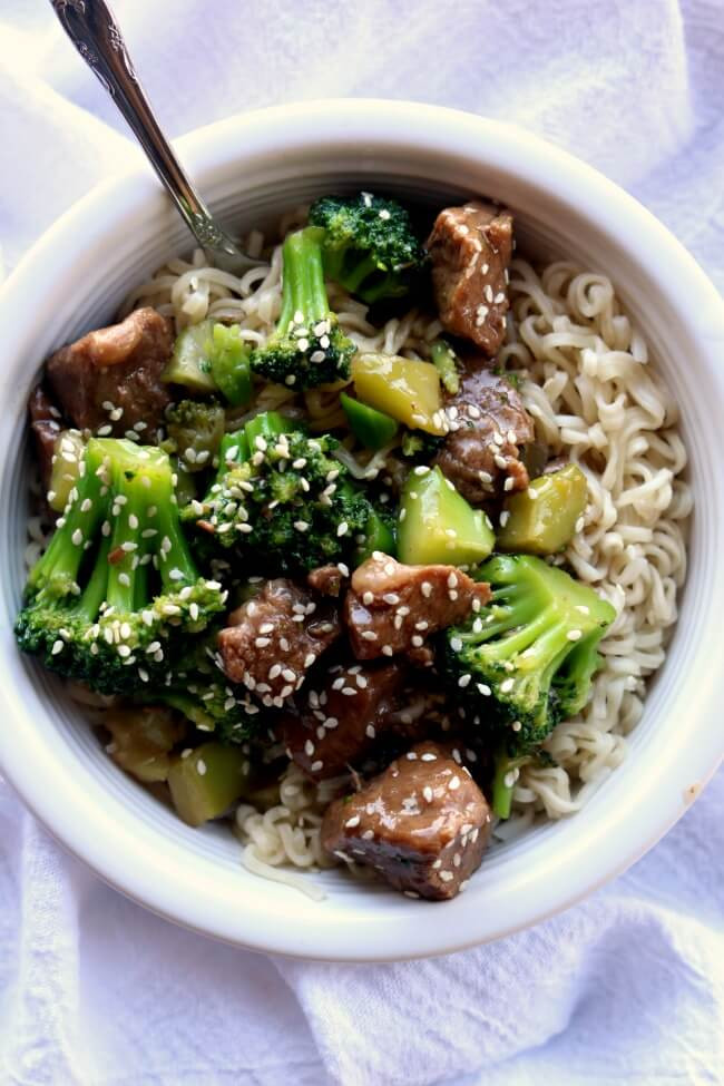 Instant Pot Beef And Broccoli  Instant Pot Beef and Broccoli 365 Days of Slow Cooking