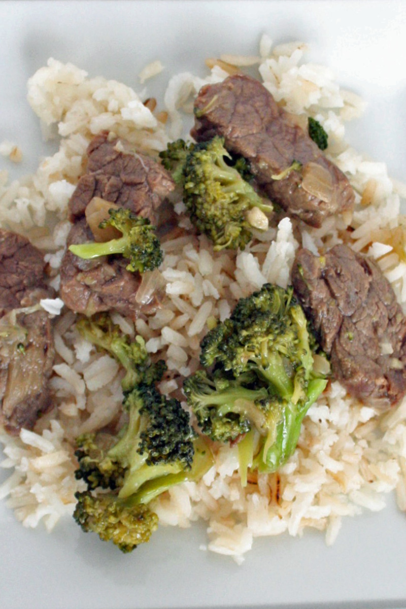 Instant Pot Beef And Broccoli  Instant Pot Beef and Broccoli