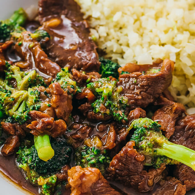 Instant Pot Beef And Broccoli  Instant Pot Beef And Broccoli Savory Tooth
