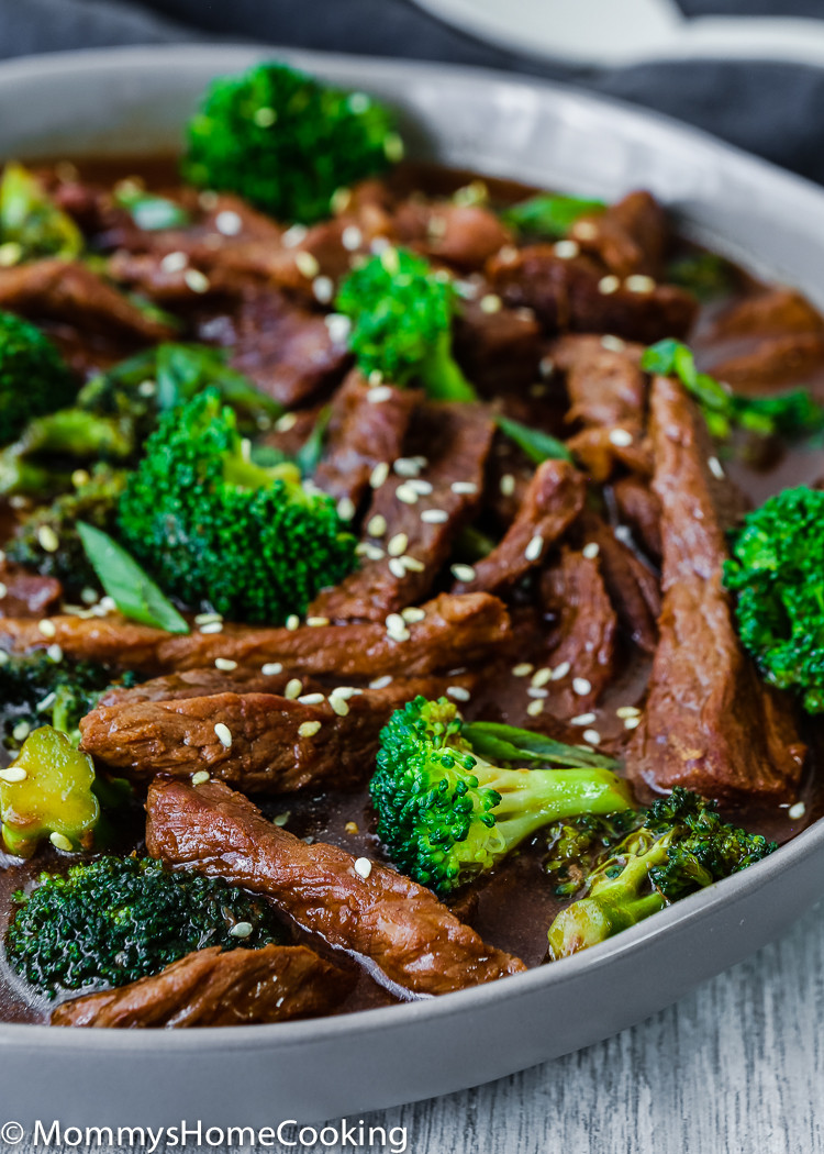 Instant Pot Beef And Broccoli  Easy Instant Pot Beef and Broccoli [Video] Mommy s Home