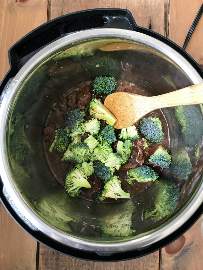 Instant Pot Beef And Broccoli  Instant Pot Beef and Broccoli 21 Day Fix Confessions