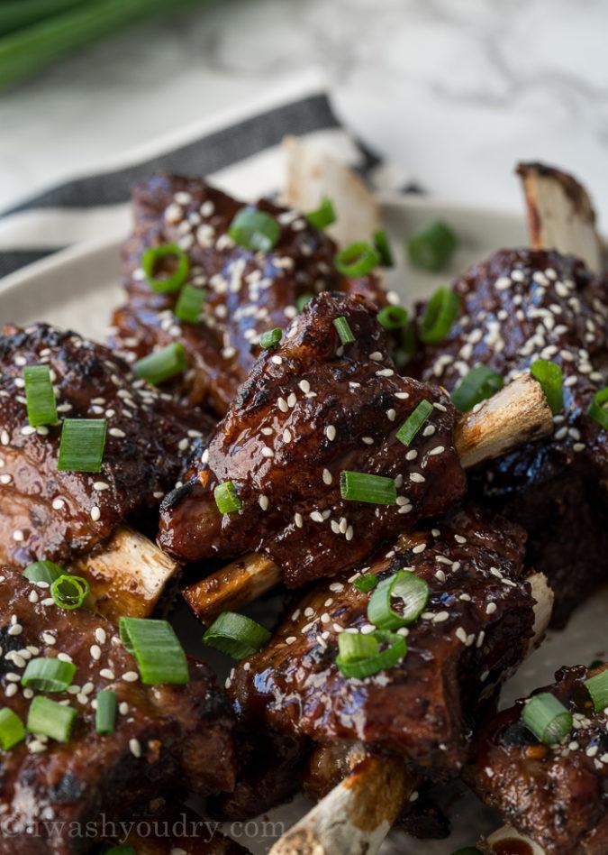 Instant Pot Beef Ribs  Instant Pot Asian Beef Short Ribs