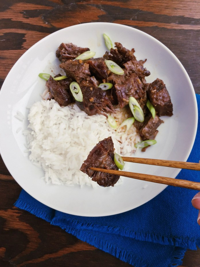 Instant Pot Beef Ribs  Instant Pot Asian Beef Short Ribs Strive to Thrive Nutrition