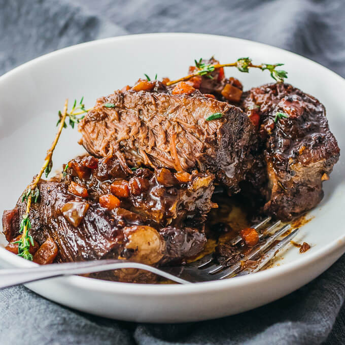 Instant Pot Beef Ribs  Instant Pot Short Ribs Pressure Cooker Savory Tooth