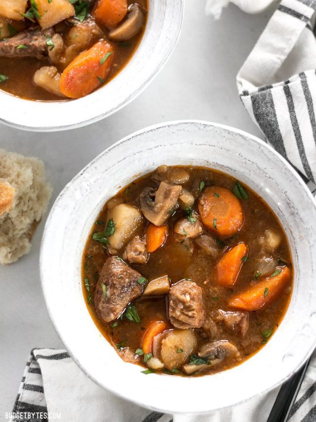 Instant Pot Beef Stew Recipes  Must Try Instant Pot Beef Recipes Over the Big Moon