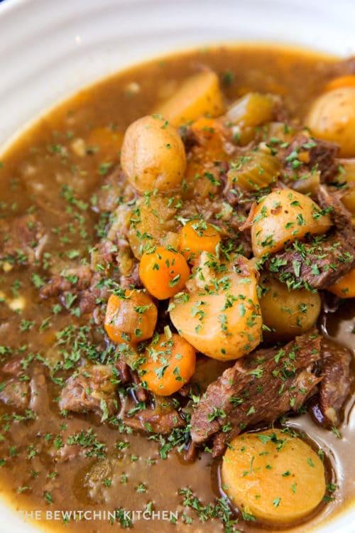 Instant Pot Beef Stew Recipes  Gluten Free Instant Pot Beef Stew
