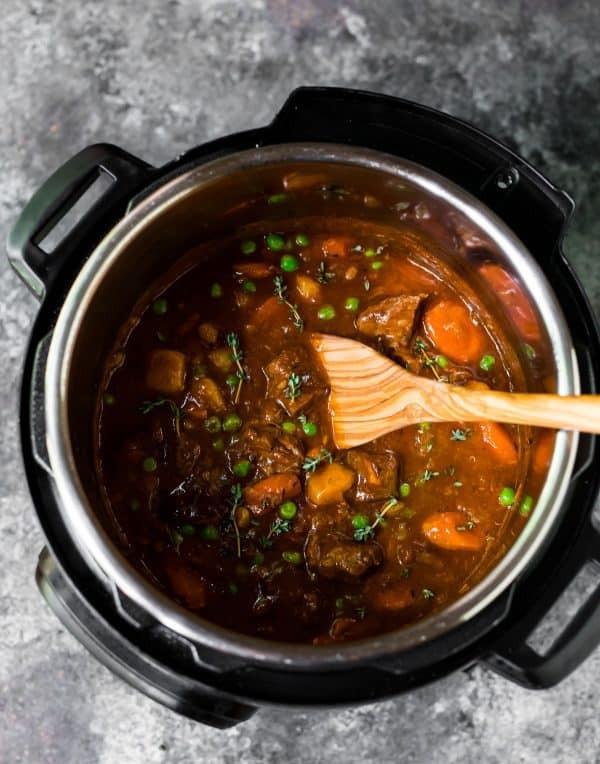 Instant Pot Beef Stew Recipes  Instant Pot Beef Stew