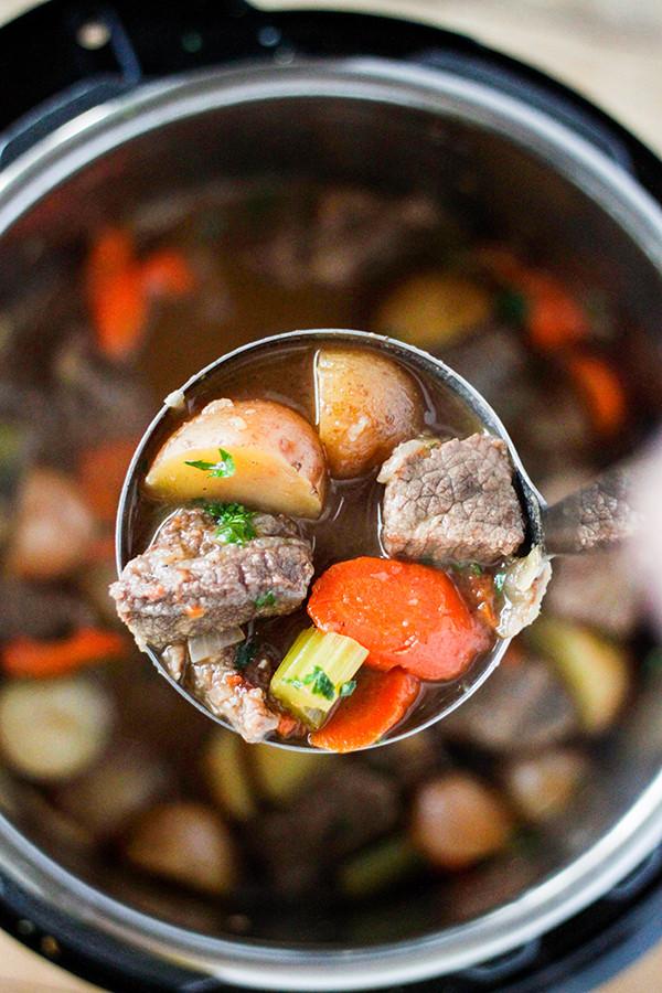 Instant Pot Beef Stew  Instant Pot Pressure Cooker Beef Stew No 2 Pencil