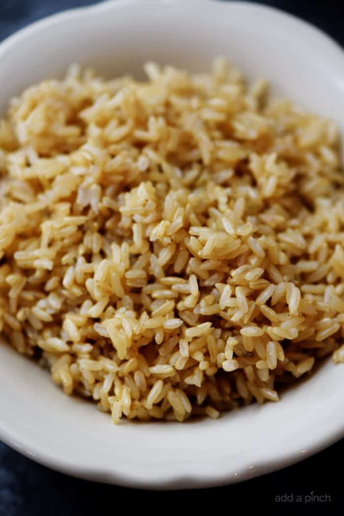 Instant Pot Brown Rice Recipe  Instant Pot Brown Rice Recipe Add a Pinch