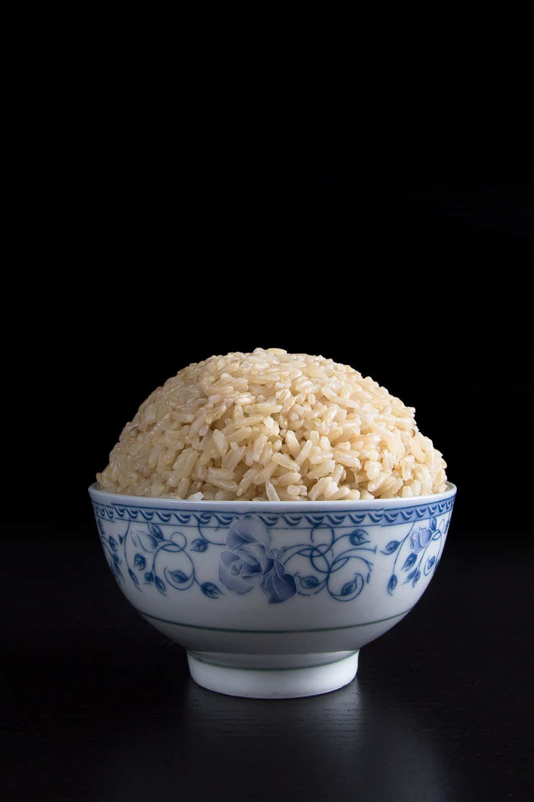Instant Pot Brown Rice Recipe  instant pot brown rice