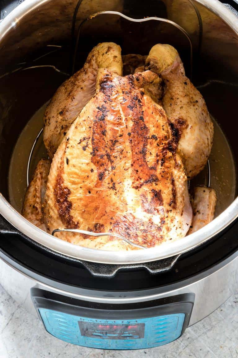 Instant Pot Chicken Whole  The Easiest Instant Pot Whole Chicken Recipe Tutorial