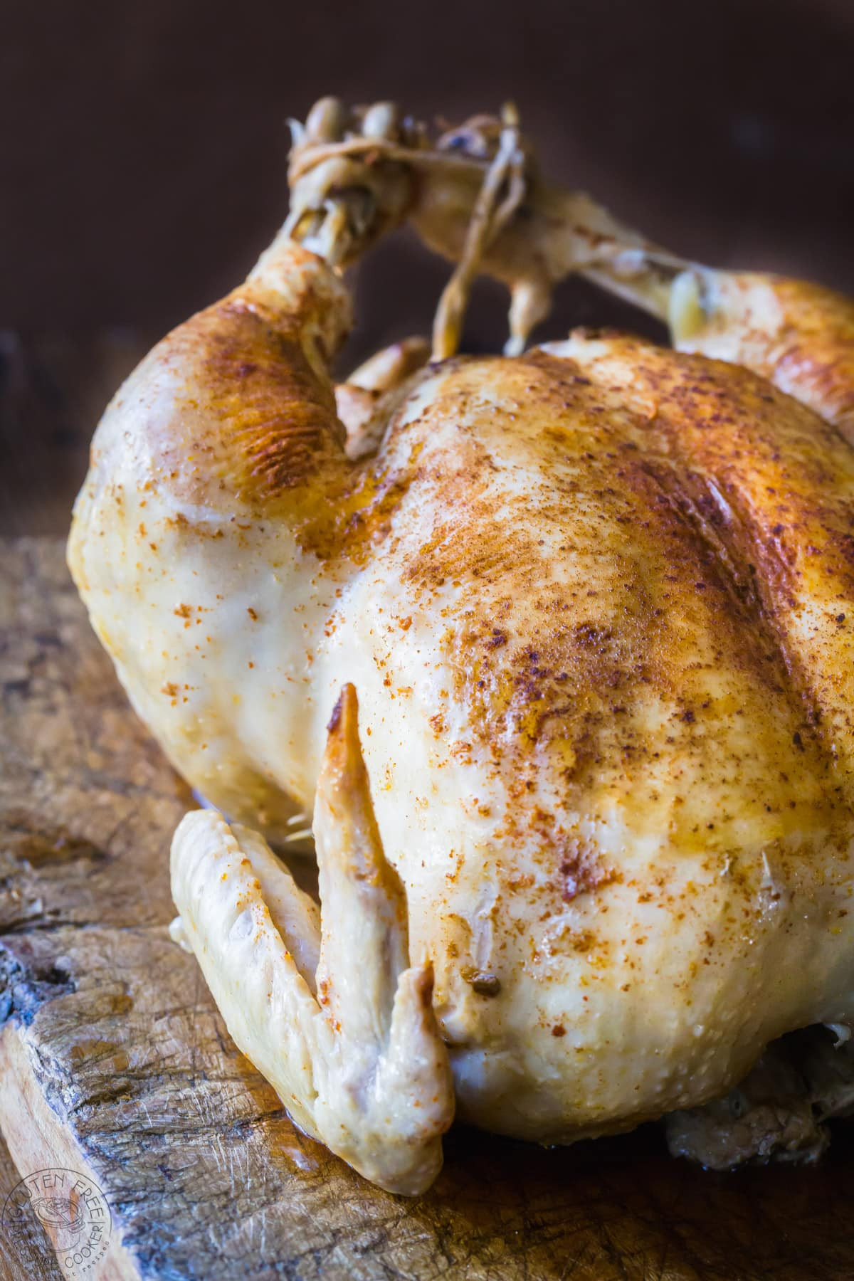 Instant Pot Chicken Whole  How to Cook Instant Pot Whole Chicken Rotisserie Style