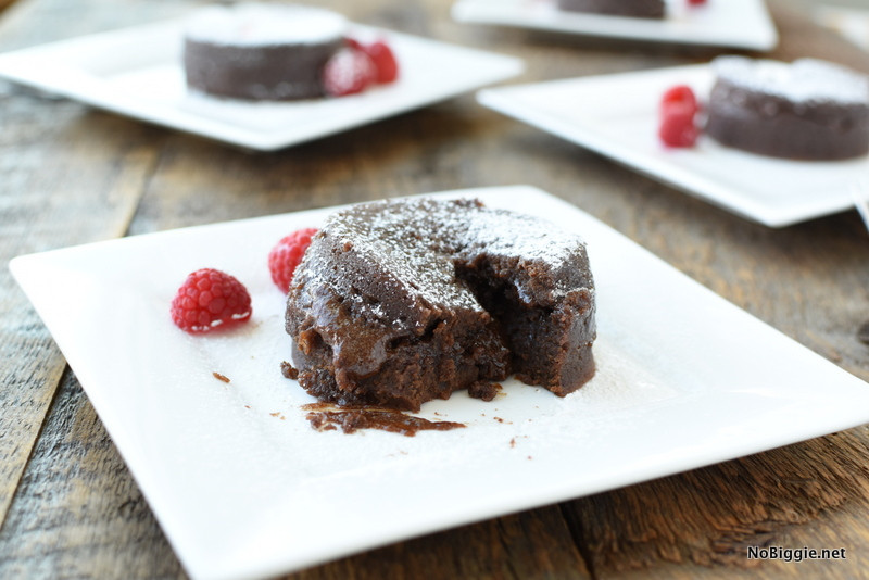 Instant Pot Chocolate Lava Cake  Instant Pot Chocolate Lava Cakes