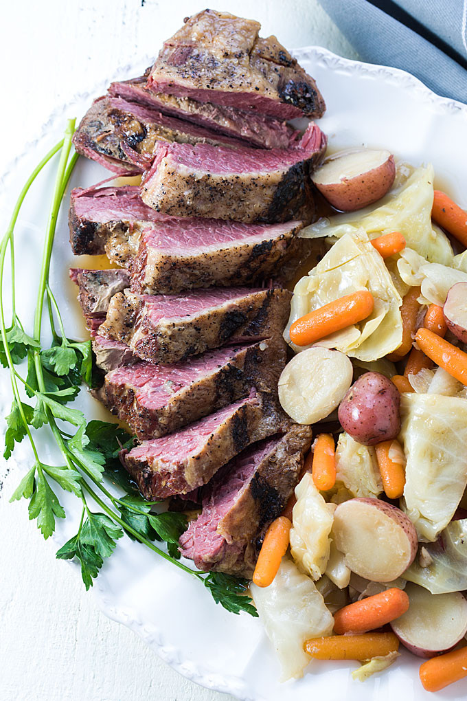 Instant Pot Corned Beef And Cabbage  Instant Pot Corned Beef and Cabbage