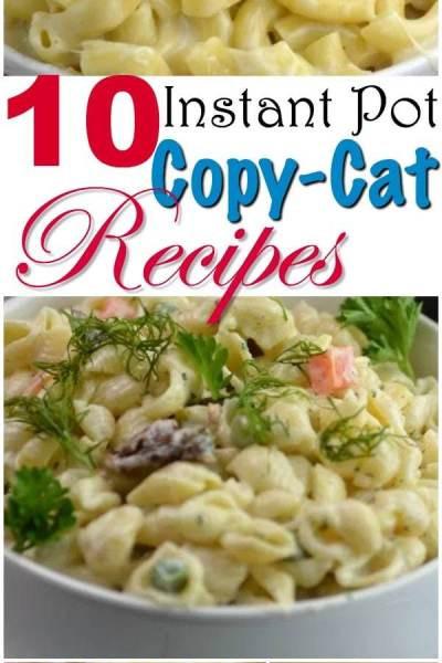 Instant Pot Diabetic Recipes  Instant Pot Chicken Pot Pie Casserole Adventures of a Nurse