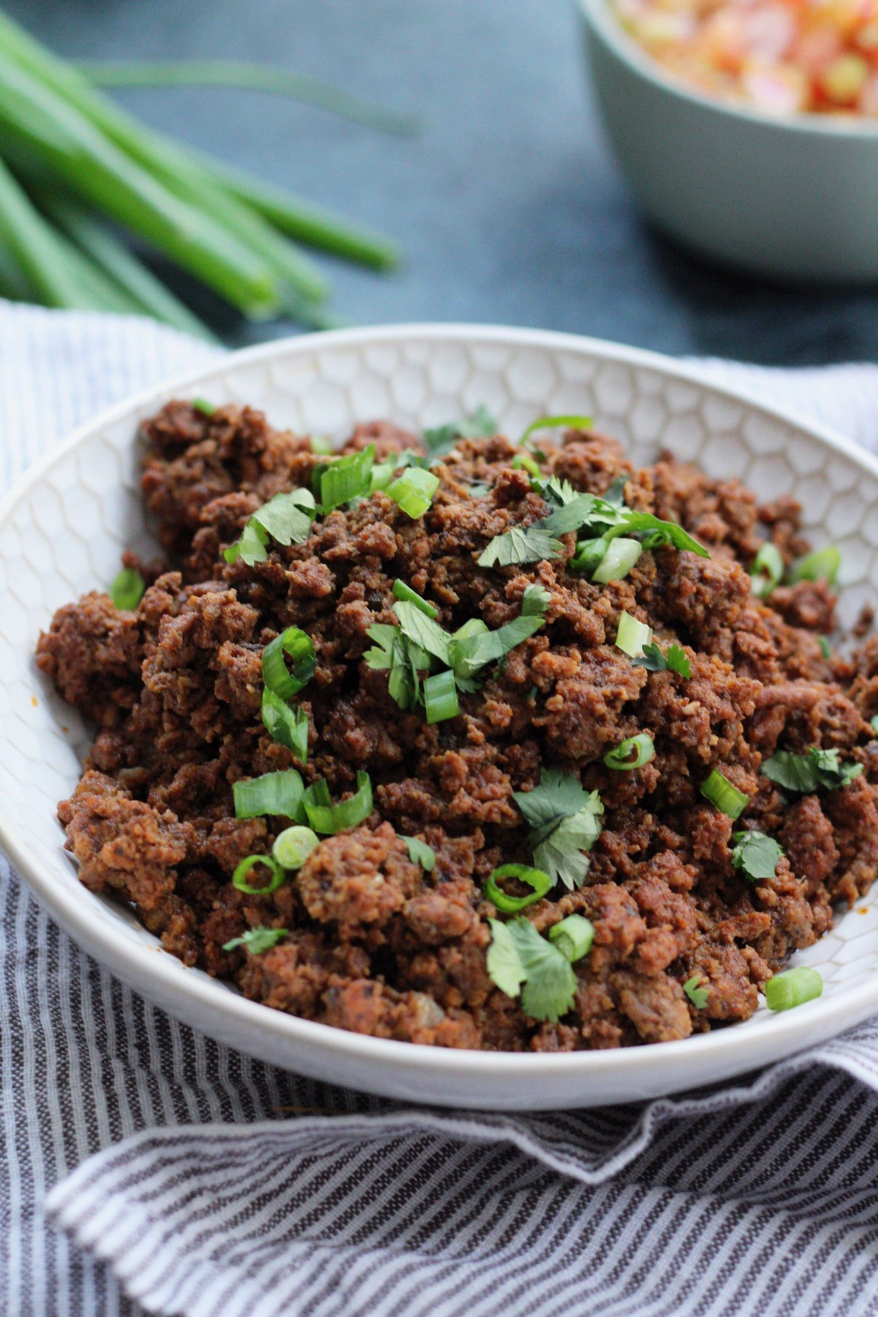 Instant Pot Ground Beef Tacos  Instant Pot Taco Meat Meal Prepping Made Easy paleobailey