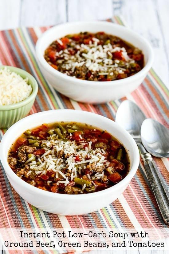 Instant Pot Low Carb Recipes  The BEST Low Carb Instant Pot Soup Recipes Kalyn s Kitchen