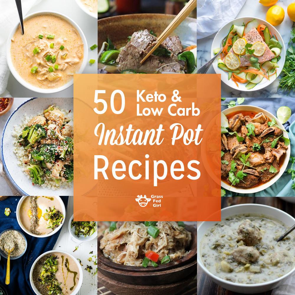 Instant Pot Low Carb Recipes  Keto and Low Carb Instant Pot Recipes