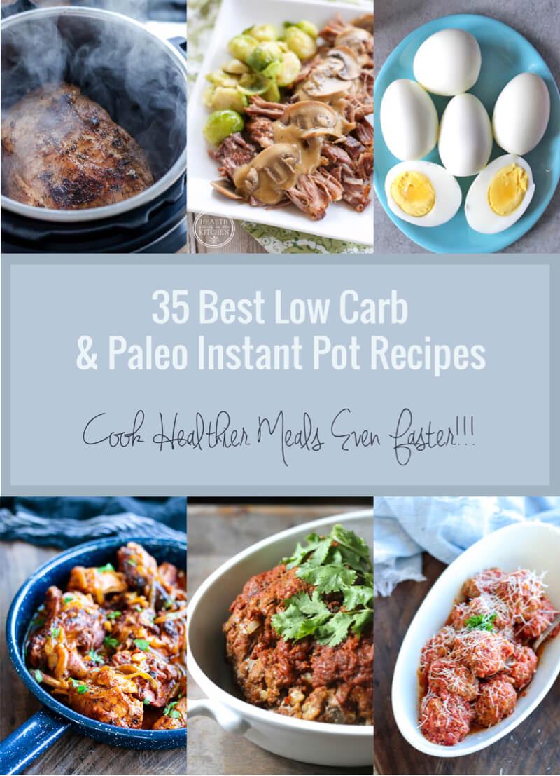 Instant Pot Low Carb Recipes  35 Best Low Carb & Paleo Instant Pot Recipes
