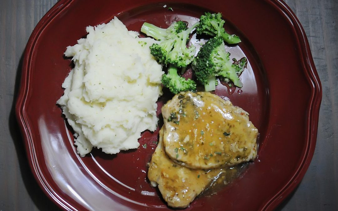 Instant Pot Pork Chops And Potatoes  Instant Pot Mashed Potatoes Pork Chops Gravy ⋆ My Faux