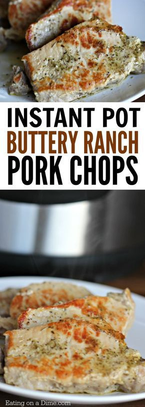 Instant Pot Pork Chops Frozen  Instant Pot Boneless Pork Chops Recipe