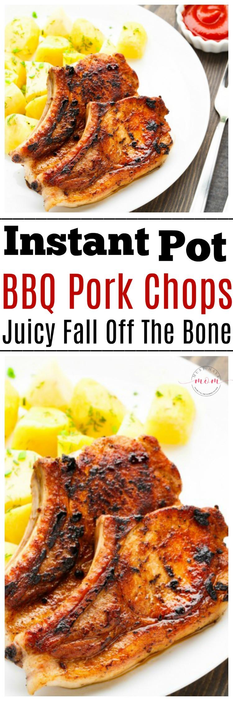 Instant Pot Pork Chops Frozen  pressure cooker xl frozen pork chops